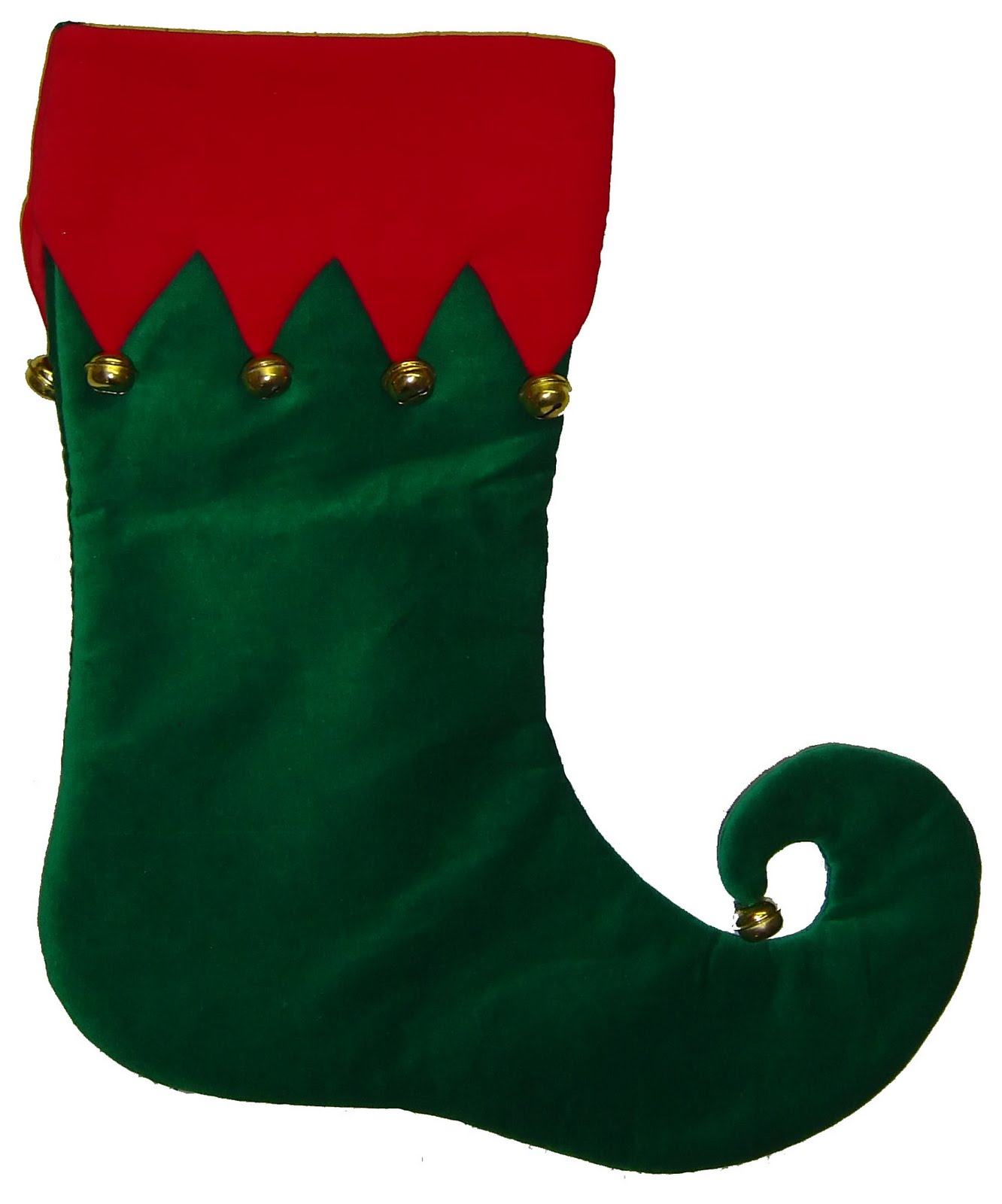 Elf clipart socks On Shelf Cliparts a Shoes