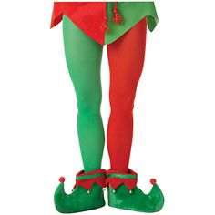 Elf clipart tights Complete Elves red on elves