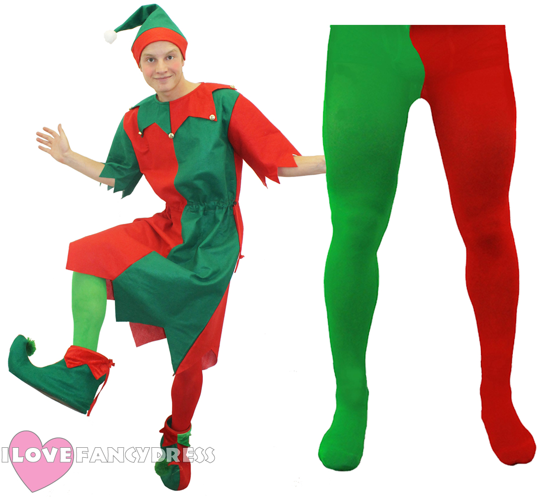 Elf clipart tights MENS FANCY COSTUME ACCESSORIES