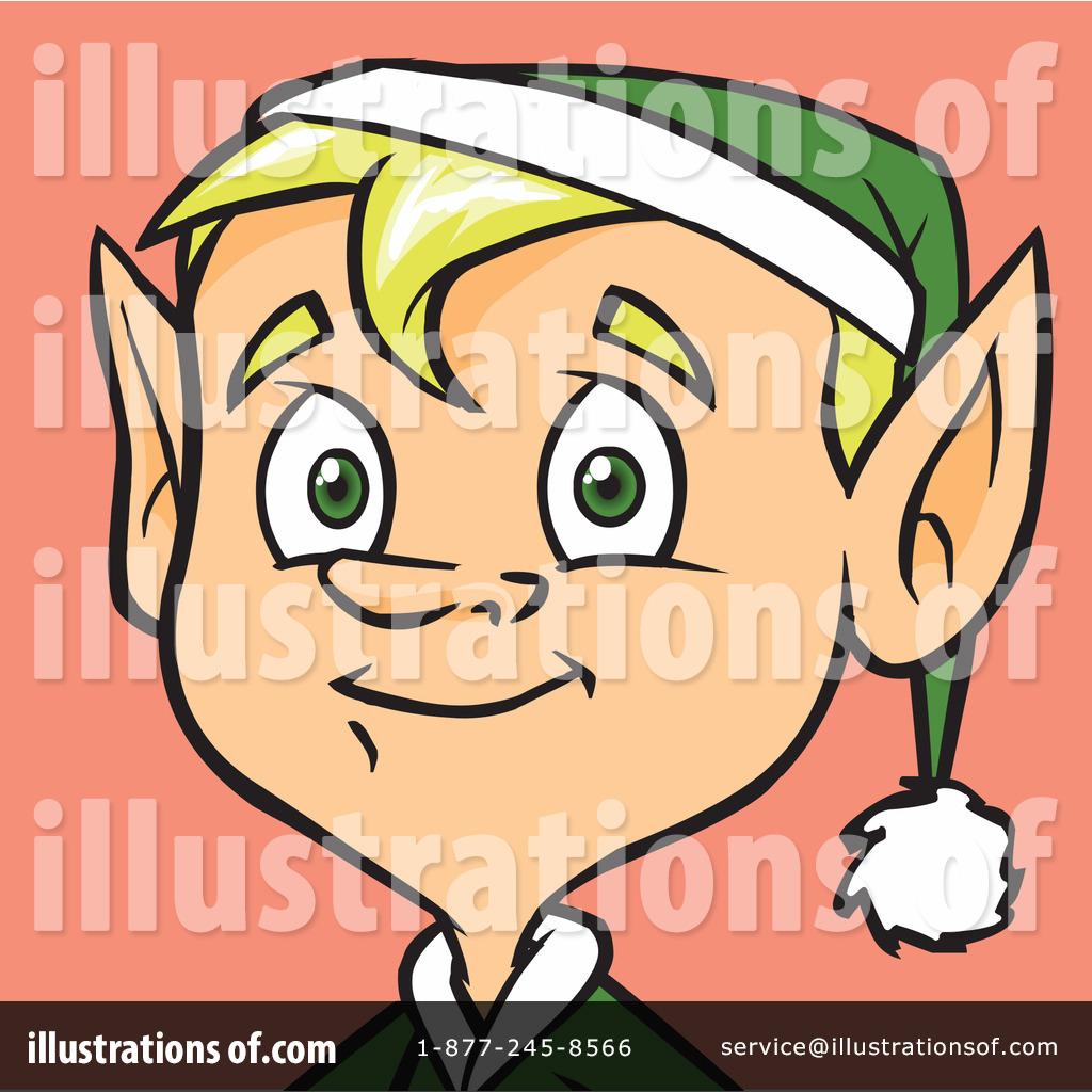 Elf clipart yellow Clipart Christmas Clipart Cartoon Stock