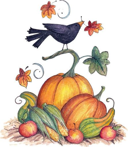 Gourd clipart november Autumn Furnell images best about