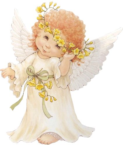 Elfen clipart baby elf 22 Clipart angeles on angels