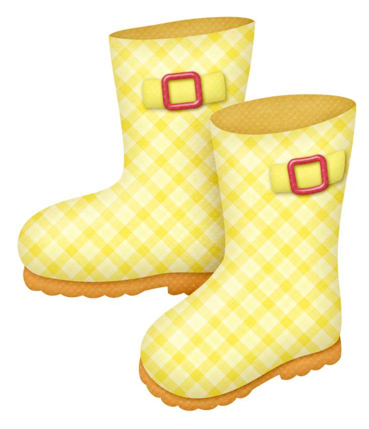 Shoe clipart rainy #13