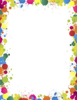 Elfen clipart border  (640×960) & Paint jpg