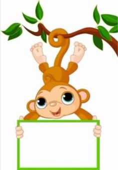 Elfen clipart brunch Cute Monkey Web Art Pinterest