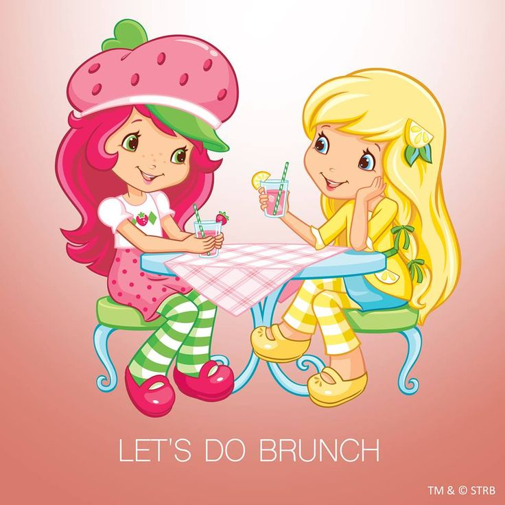 Elfen clipart brunch And Let's Brunch Shortcake Meringue