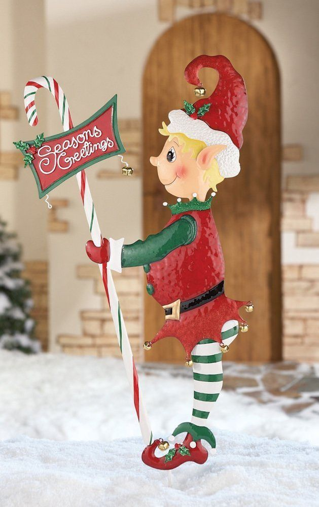 Elfen clipart candy cane North Decor Christmas Gift Santa