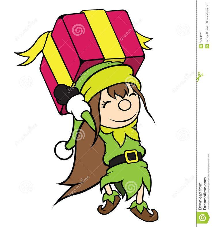 Elfen clipart church Cartoon about Search Elves Pinterest
