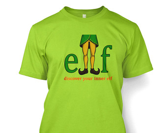 Elfen clipart clothes T shirts Inner Elf Elf