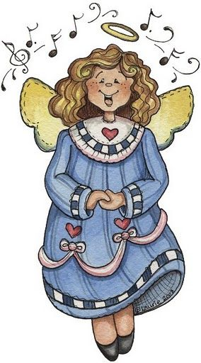 Elfen clipart country Angel Angel and Pinterest clipart
