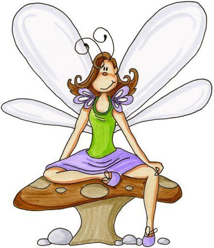 Elfen clipart country Best Fairies para art images