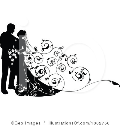 Couple clipart wedding vector Stamps Search wedding Cards Google
