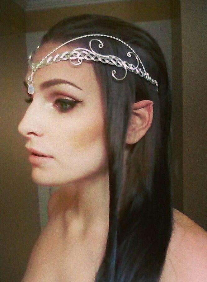 Elfen clipart elf head Elf ( circlet costume Arwen