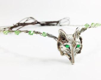 Elfen clipart elf head Wolf Etsy Crown Circlet Circlet