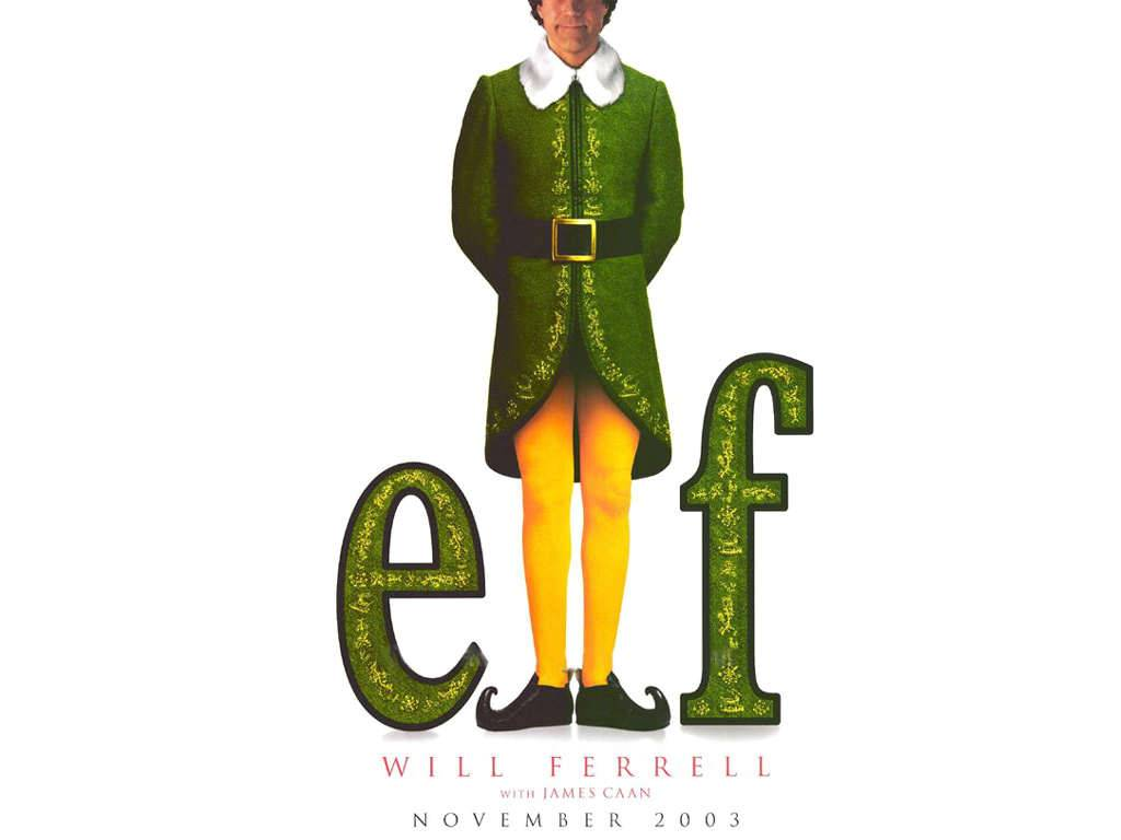 Elfen clipart elf movie Wallpaper Wallpaper Wallpaper Movie Poster