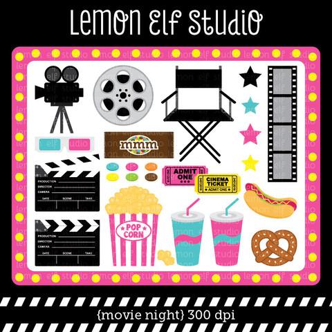 Elfen clipart elf movie  Digital Lemon Night Clipart
