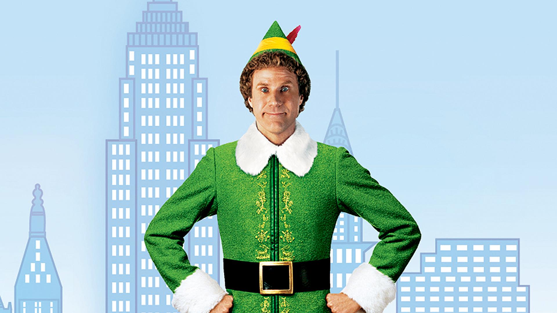 Elfen clipart elf movie Wallpapers Wallpaper Movie HD Elf