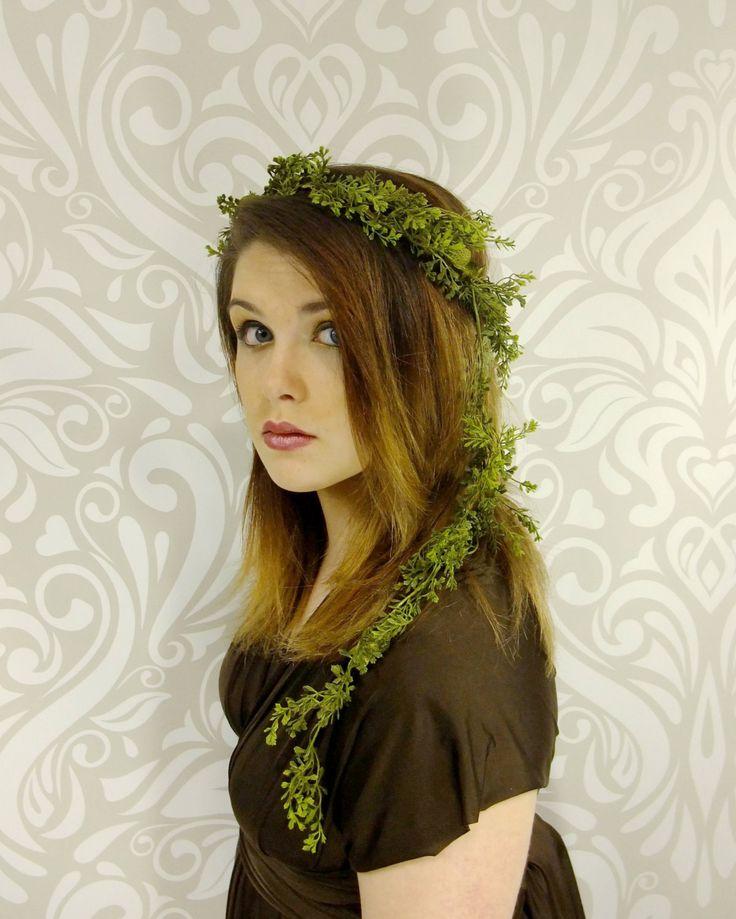 Elfen clipart elf movie About Vine Headpiece and Elf