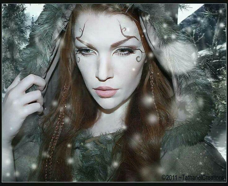 Elfen clipart female elf Best images Elven on Elven