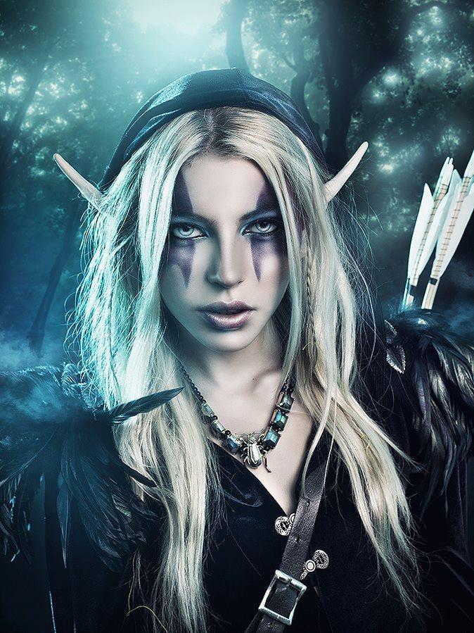 Elfen clipart female elf Images about on Pinterest elf