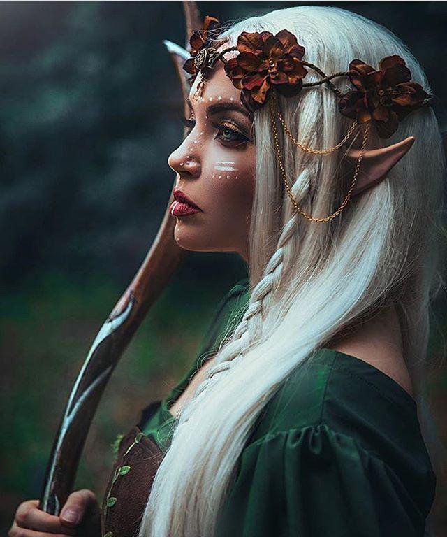 Elfen clipart female elf Elf photo myself… 10+ mua