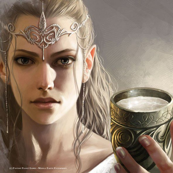 Elfen clipart female elf A look female like fantasy