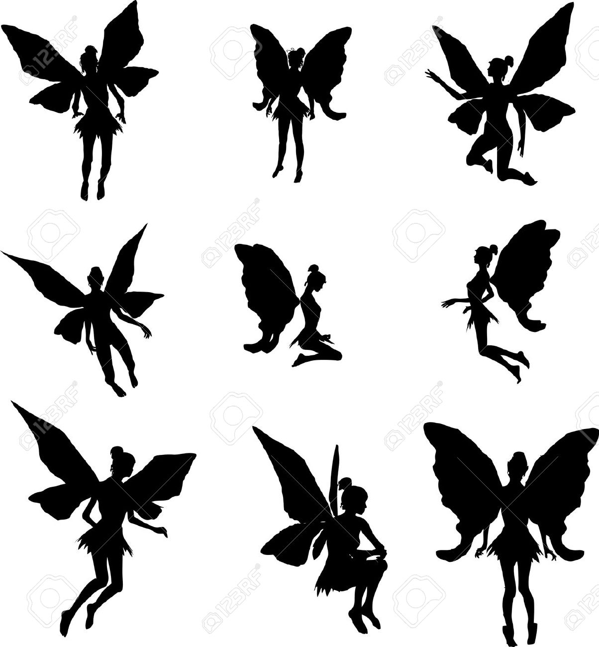 Elfen clipart flying Clip baby Fairy clip Google