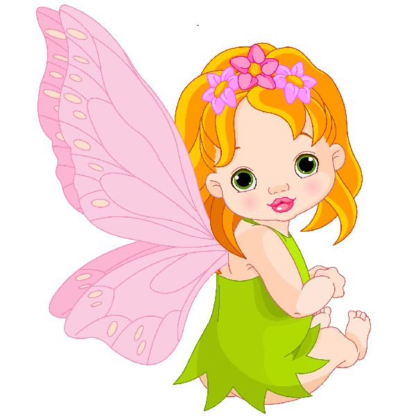Elfen clipart flying Nadine  by Pinterest FAIRIES
