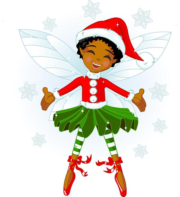 Elfen clipart flying Symbols Elf Flying & Emoticons