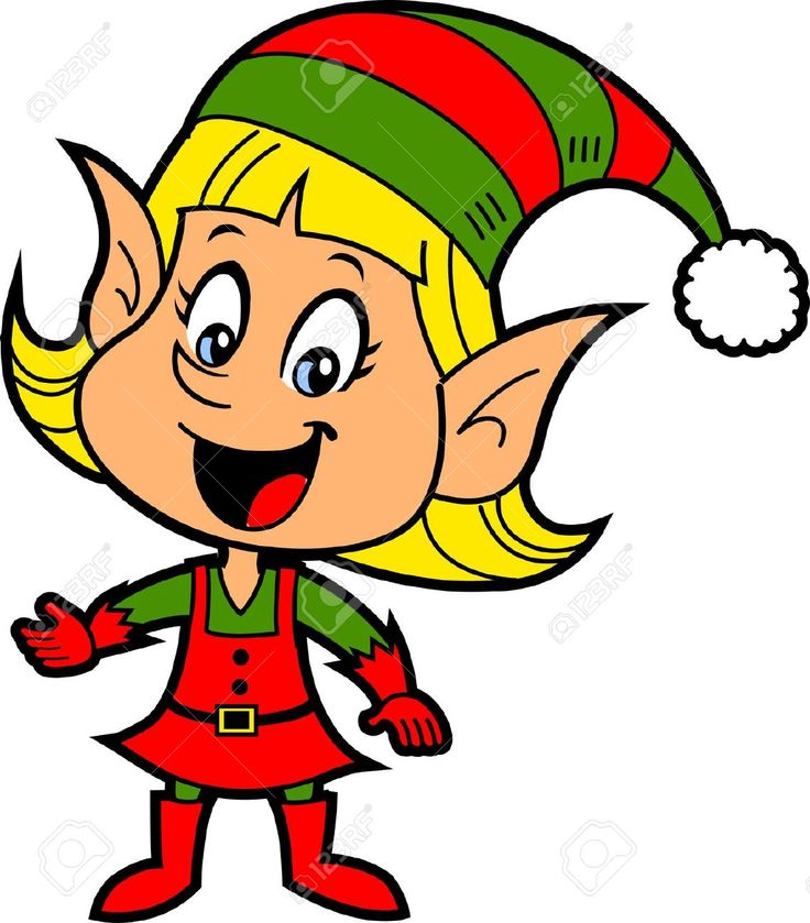 Elfen clipart happy holiday Images Elf Santas Royalty images