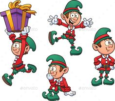 Elfen clipart happy holiday Google Christmas Search christmas elf