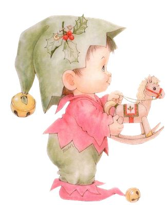 Elfen clipart happy holiday More Elves! Find on on