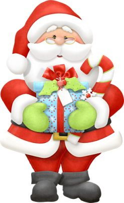 Elfen clipart holding presents Xmas Pinterest on best With