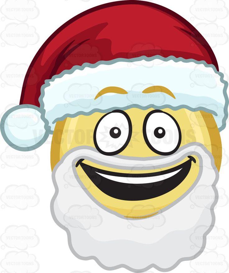 Elfen clipart holiday hat Beard And Ideen Cartoon Santa