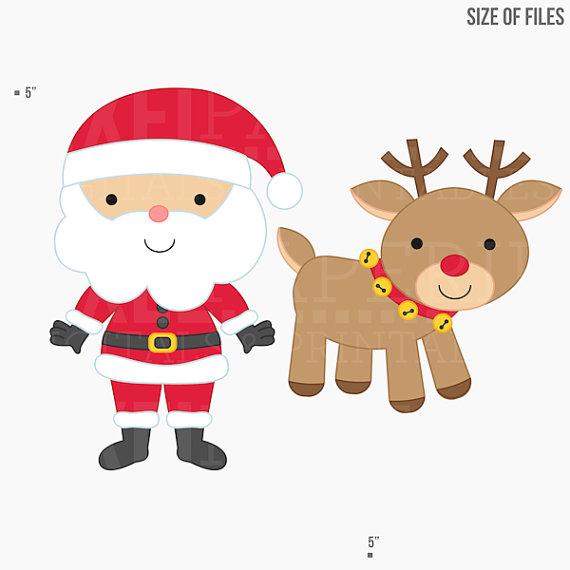 Elfen clipart letterhead Santa This file  digital