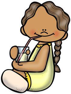 Coture clipart diverse student Cute girl Hadas Cherry Educativas