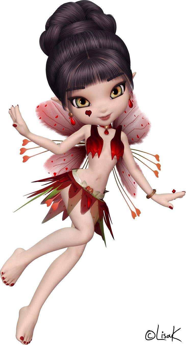 Elfen clipart monster Images Dolls on fairy Pinterest