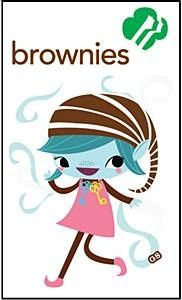 Brownie clipart scout 18 50 best Elf images
