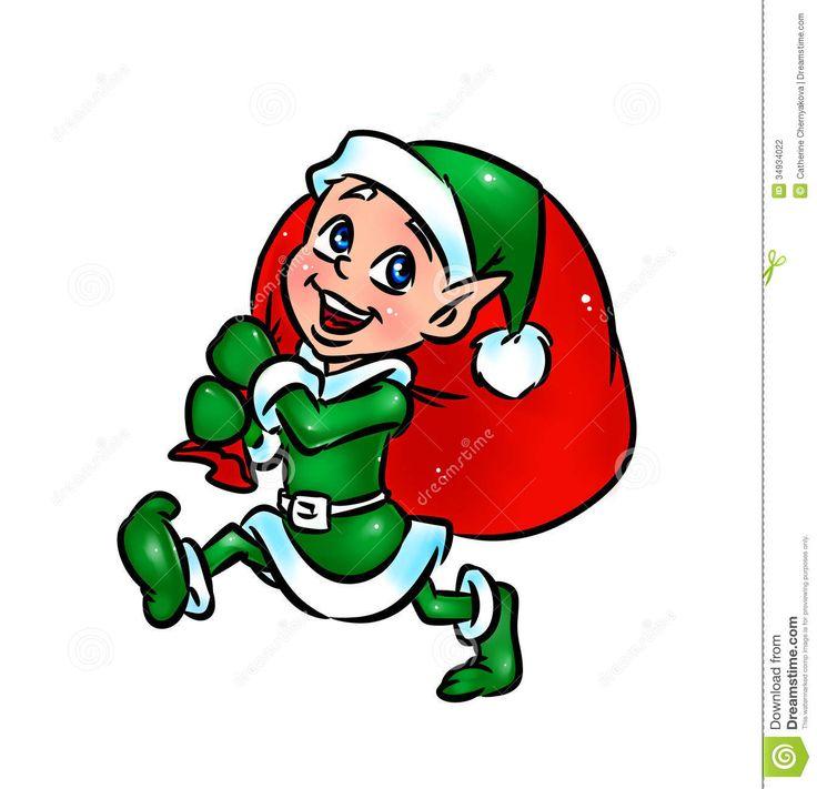 Elfen clipart santa's workshop Images Clipart Clipart Elves best
