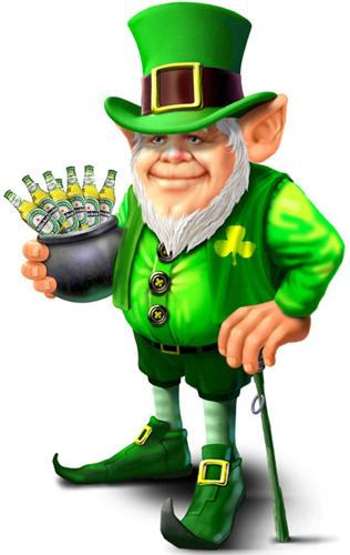 Guinness clipart leprechaun Name irish to Leprechaun Places