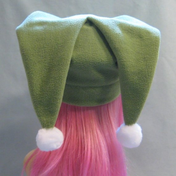 Elfen clipart short Taking is Hat shop Lucy/Nyuu