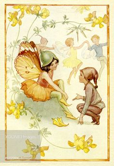 Elfen clipart slipper Lady's Tarrents Illustration faerie 'Magic