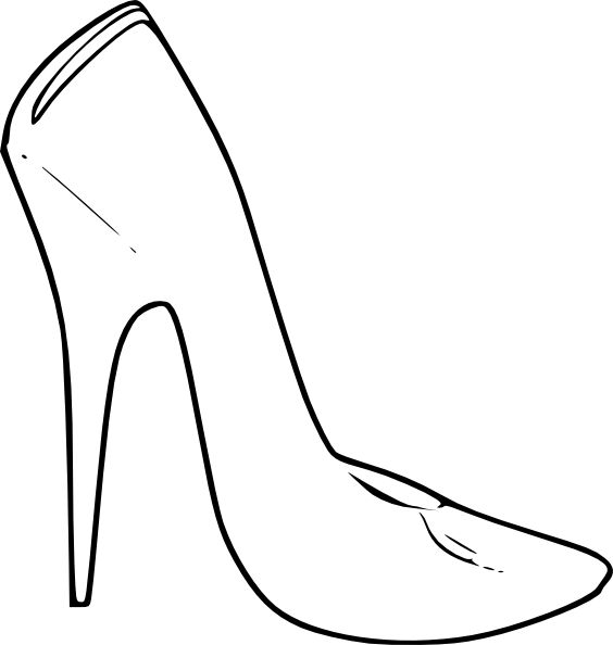 Heels clipart princess Find on more best Clipart