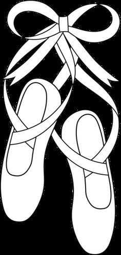 Elfen clipart slipper Art ballerina Black  Google