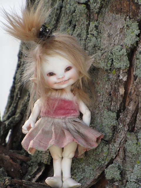 Elfen clipart small #8