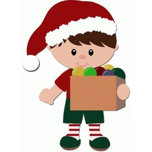 Elfen clipart snowball ElfChristmas ¡Creo 366 Store! ClipartChristmas