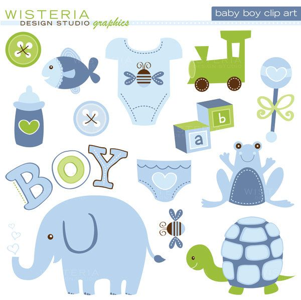 Little Boy clipart boy toy ART CLIP Find Pinterest about