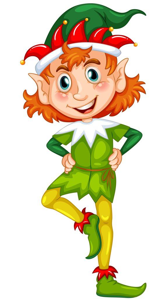 Elfen clipart two About Elves GIFS TUBES Pinterest