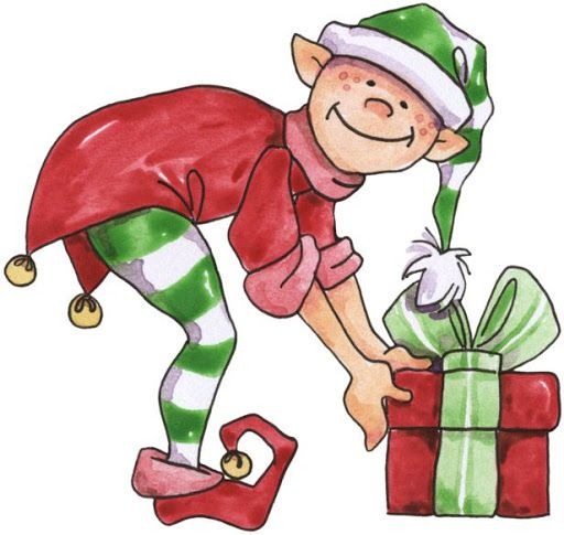 Elfen clipart xmas Elves on images Pin Christmas