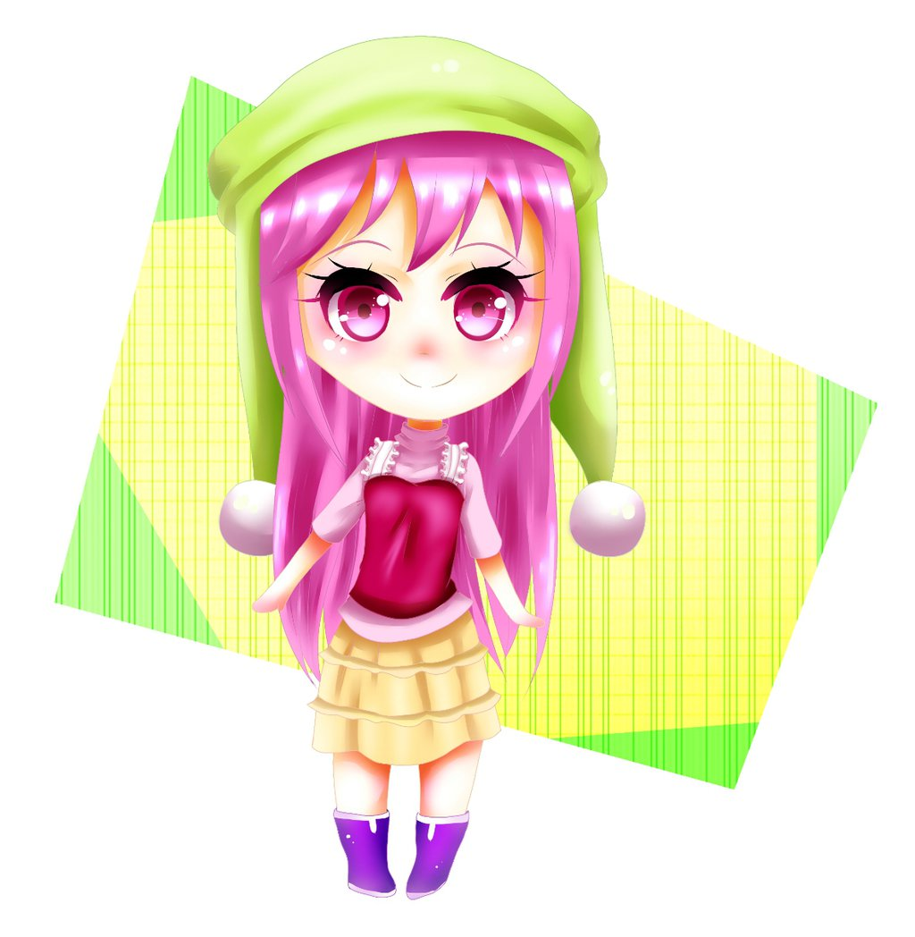 Elfen clipart yellow By  lied lied Nyu/Lucy/Kaede